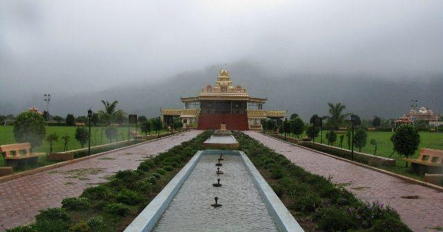 Hadashi Vitthal Temple-Pune