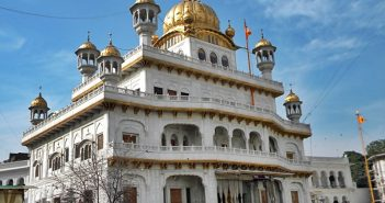 Akal Takht of Amritsar