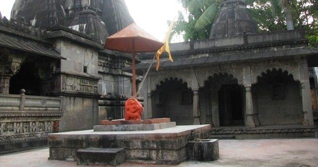 Ashtamatrikas Temple -Newasa