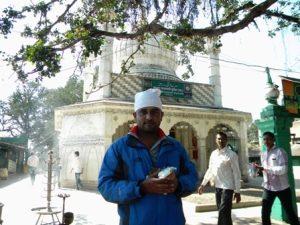 Kamar Ali Darvesh Dargah -Khed Shivapur
