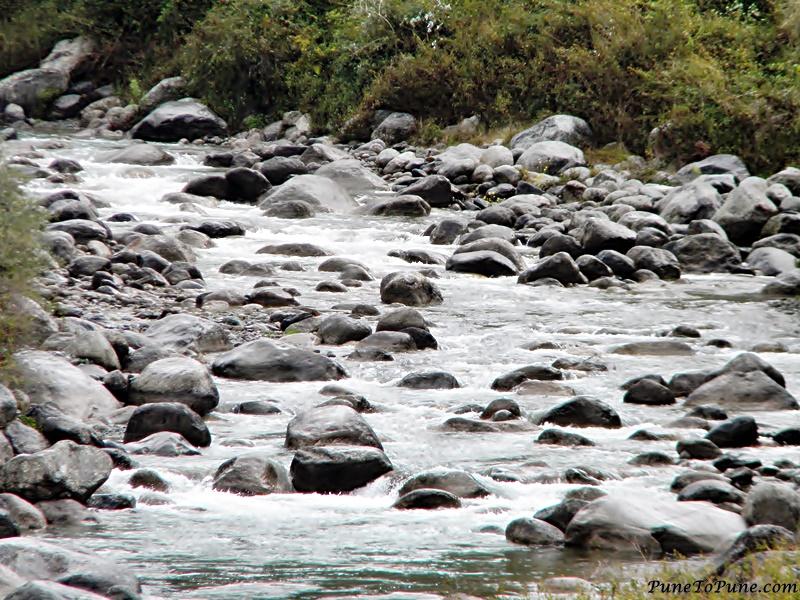 Ban Ganga River