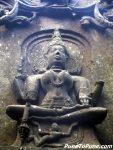 Vishnu in female form