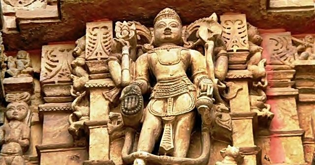 Deities of Shamlaji – Gujarat