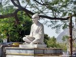 Gandhi Statue at Pushkar