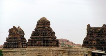 Pattabhirama Temple - Hampi