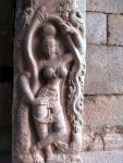 Apsara at Vitthala Temple