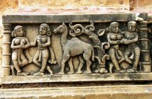 Kamasutra at Shamlaji Temple Gujarat