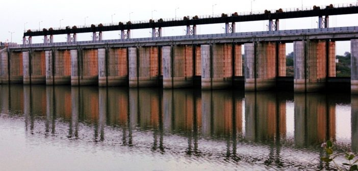 Majalgaon Dam - Beed