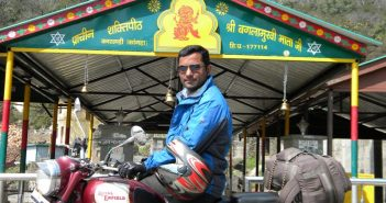 Pune to Himachal on motorbike