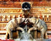 Sculptures of Shamlaji Temple – Gujarat