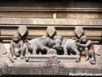 Gaja-Markatas (Elephants & Monkies)