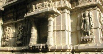 Vishnu - Sidheshwar_Temple_Newasa