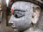 Dwarpal - the doorkeeper (the Closeup)