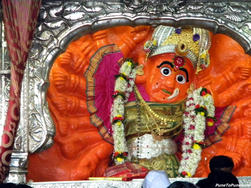 saptashrungi devi photos