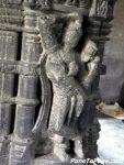 Apsara on Sabha Mandapa