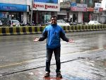 Wet morning of Pathankot