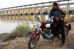 at Majalgaon Dam