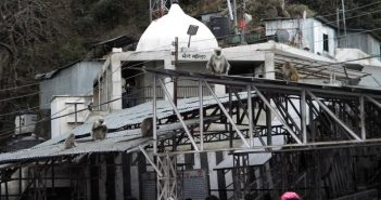 Bhairo Temple at Vaishno Devi
