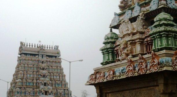Chidambaram Thillai Temple