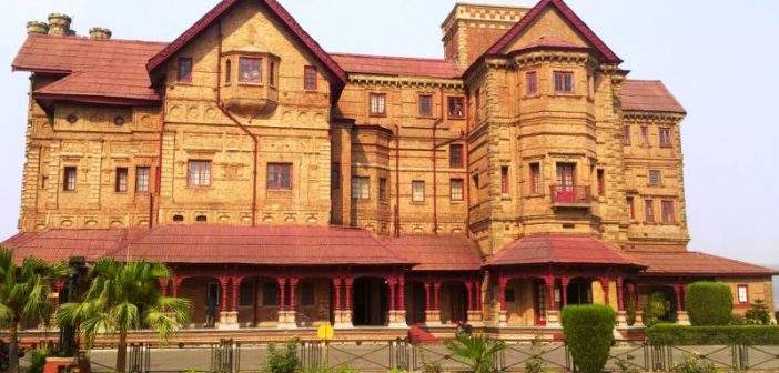 Amar Mahal of Jammu