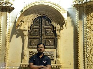 Amazing Rajasthani Window of Karni Mata Temple