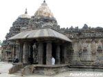 Amruteshwara Temple (Front View)