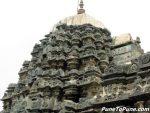 Amruteshwara Temple – Shikhara