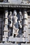 God Indra with his mount the Elephant