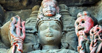 Lord Shiva of Aundha Nagnath