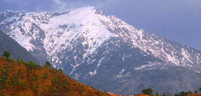 Dhauladhar Range at McLeod Ganj