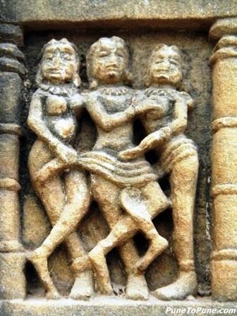 Kamasutra at Shamlaji Temple-Gujarat