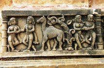 Kamasutra at Shamlaji Temple Gujarat
