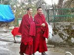 Monks of McLeod Ganj