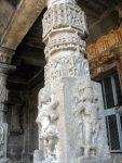 Ornamented Pillar