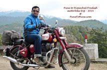 Pune to Himachal Pradesh Motorbike Trip 2014