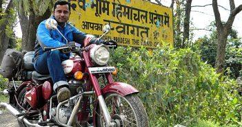 Pune to Himachal Pradesh on Motorbike
