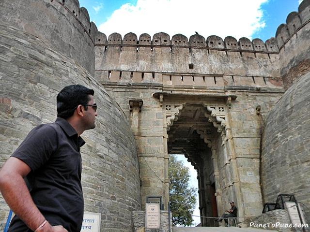 Ram Pol of Kumbhalgarh