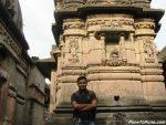 Santosh @ Vishnu Temple