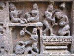 Mahabharata Scene