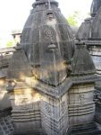 Devi Temple (Arial View)