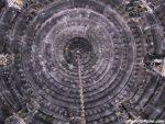 Roof-top of the dome (Sabha Mandapa_