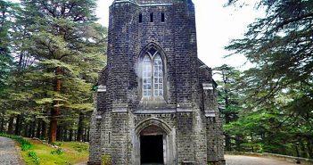 St John in the Wilderness - Mcleod Ganj Dharamshala