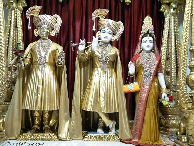 Swaminarayan ji and Family