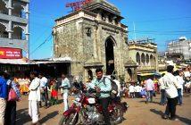 Santosh Unecha at Tuljapur