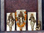 Ram Laxman Sita with Hanuman