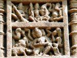 Ravana lifting Kailasha