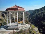View point near Karua Jheel