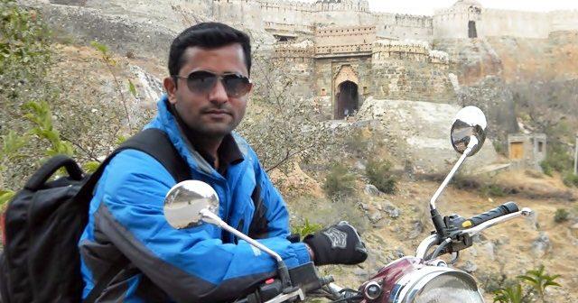 at Kumbhalgarh Rajasthan